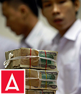 Myanmar battles to build a banking system from scratch