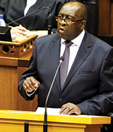 South Africa: Nene's balancing act