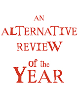 An alternative review of the year 2016
