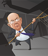 Banking: Wilbur Ross chases shadows