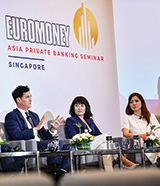 Asia private banking debate: Great opportunities in Asia