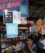 Indonesia financial inclusion: GoJek's metal ignition