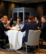 Global private banking debate: PB embraces the modern world