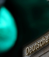 CEO Sewing hails quarter of 'unprecendented change' at Deutsche Bank