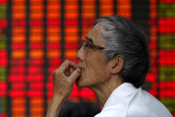 China stocks-R-600