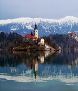 Slovenia's sunny outlook a bright spot amid gloomy neighbours